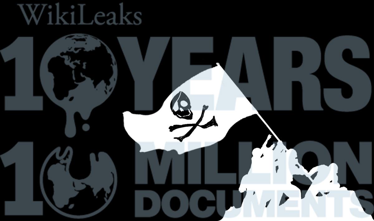 Wikileaks - Kosturi, izlazite iz ormara!