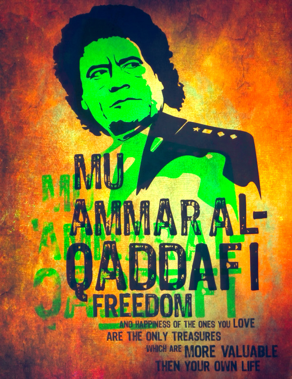 Mučenje Džamahirije ili zašto se Zapad tako panično boji Gadafija