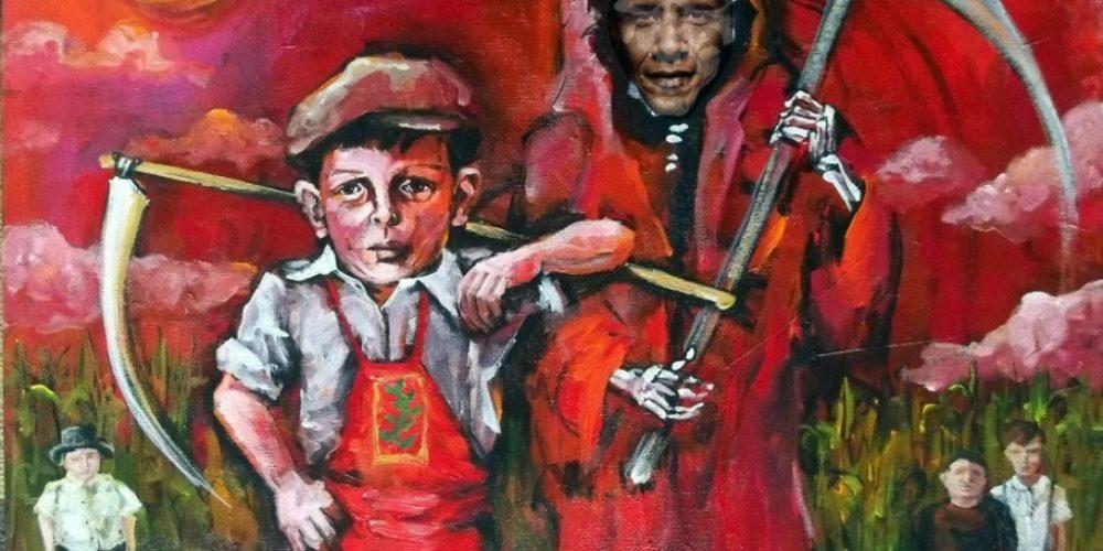 Upoznajte glavnog Monsanto lobistu: Barack Obama