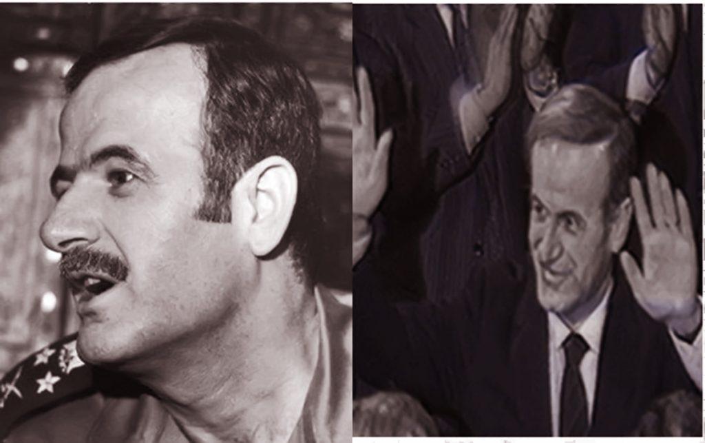 Assad nije bio sektaš, ali je u vojsku i institucije instalirao svoje pouzdane ljude - a tijekom uklanjanja nije se libio brutalnih metoda. Najčešće su uklanjani članovi starih elitnih sekta Sunni i Druzi - dok su najčešća zamjena bili upravo članovi njegove sekte Alawiti.