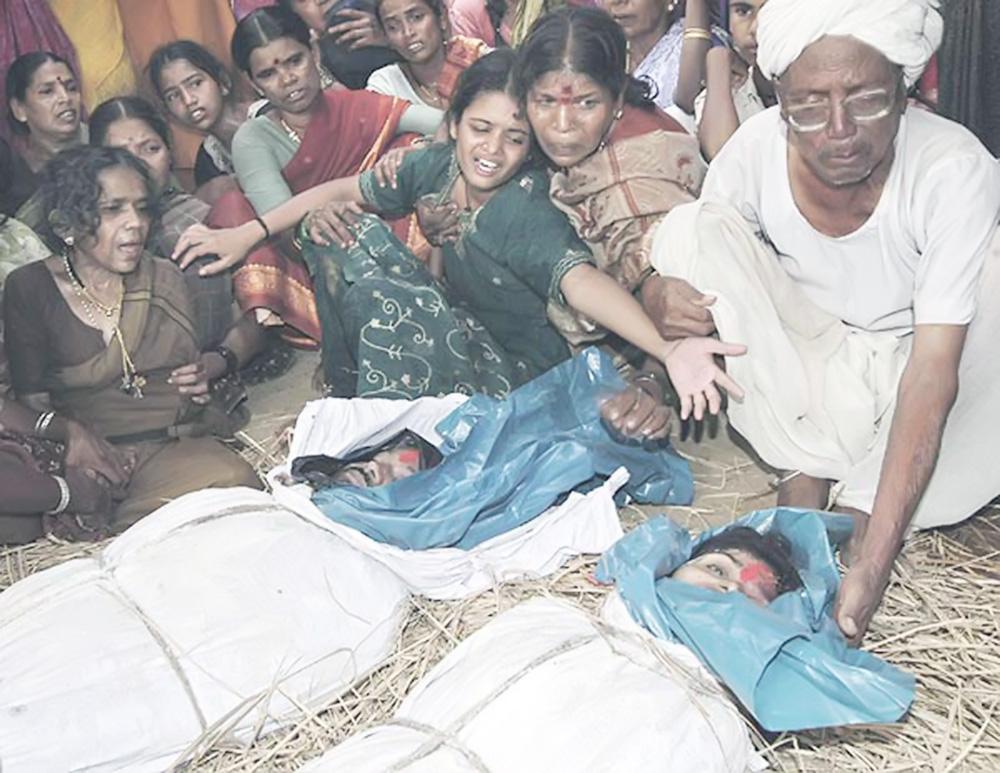 3 - 13.lipnja 2011. - Anantapur - 5 uzgajivaća kikirikija u ovom razdoblju počinilo je samoubojstva