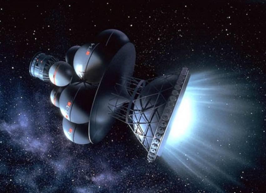 Project Icarus – rudnici plina na Uranu