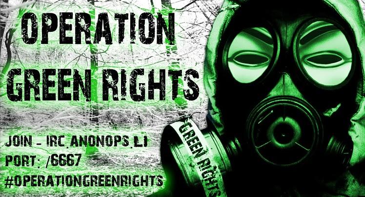 Anonymous - Operacija 'Zeleno pravo' ili Strašna povijest Bayer AG korporacije