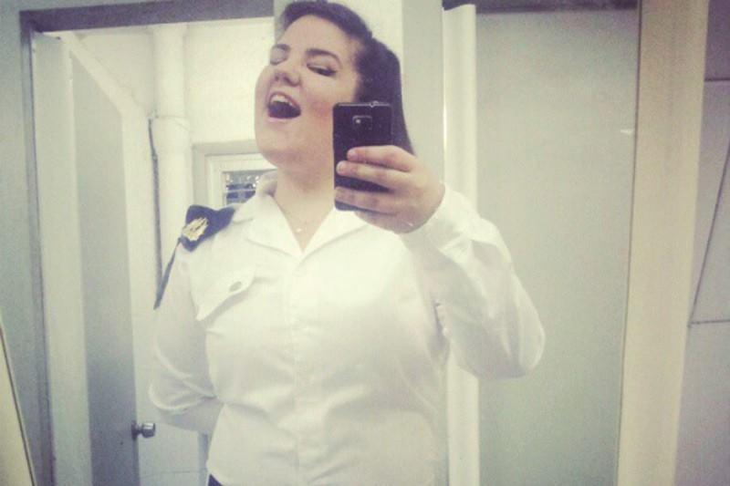 Izraelska pjevačica Eurovizije @NettaBarzilai bila je u izraelskoj mornarici 2014., godine kada je masakrirana djeca u Gazi.