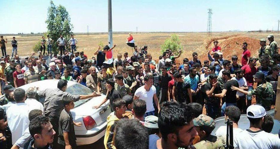 Oslobađanje Daraa provincije bez ispaljena metka ili pomirenje