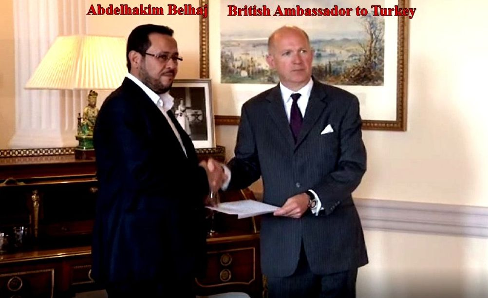 Prije mjesec dana britanski veleposlanik u Turskoj ispričao se u ime svoje vlade jednom od najopasnijih terorista u Libiji, a razlog za ispriku bio je da su bili uključeni u predaju Belhadja libijskim vlastima 2004. godine.