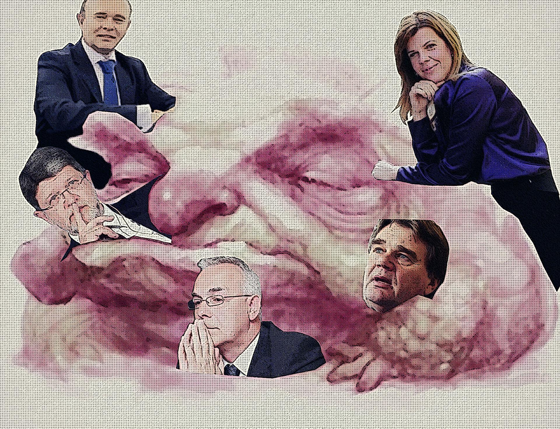1/3 EU parlamenta u raljama Soroševa mehanizma